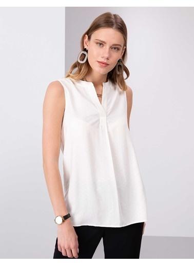 Pierre Cardin Bluz Beyaz